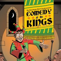 Comedy at the Kings - Tom Short & Kate McCabe 2015 trials