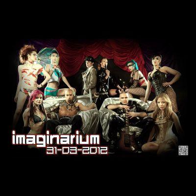 Imaginarium Tickets | Union London  | Sat 31st March 2012 Lineup