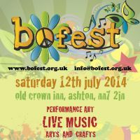 Bofest at The Old Crown Inn
