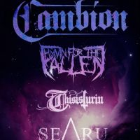 Cambion, Hymn For The Fallen, This Is Turin &#38; Searu at Retro Bar