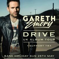 Digital Society Presents Gareth Emery : Drive Tour