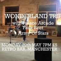 Thinking Wishful presents Wonderland Trip &#38; guests at Retro Bar