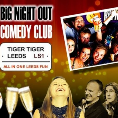 Reviews: Big Night Out in Leeds | Tiger Tiger Leeds Leeds  | Sat 31st March 2012