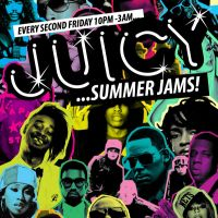Juicy Summer Jam at The Deaf Institute