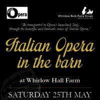 Italian Opera in the Barn at Whirlow Hall Farm