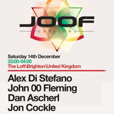 JOOF Editions (Brighton)  at The Loft