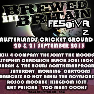Austerlands Cricket Ground Oldham   Fri 20th September 2013 Lineup