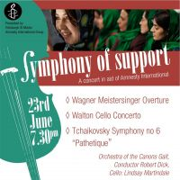 Symphony of Support for Afghan Women at Reid Memorial Concert Hall