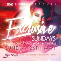 Exclusive Sundays - Launch party at Sence Bar And Club