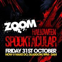 Zoom Halloween Spooktacular