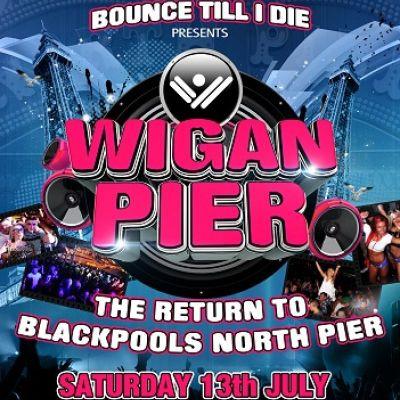 Wigan Pier Blackpool Blackpool North Pier