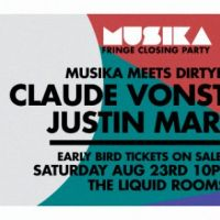 Musika Fringe Closing Party - Musika Vs Dirtybird