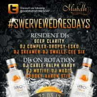 SWERVEWEDNESDAYS at Miabella