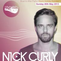 High Tide Boat Party Ft. Nick Curly at Ocean Scene Boat
