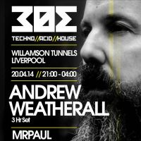 303 Presents... Andrew Weatherall