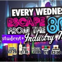 Escape the 80s Wednesdays!!! at Reflex London