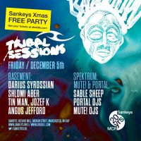 Tribal Sessions: Darius Syrossian, Shlomi Aber, Tin Man, Jozef K