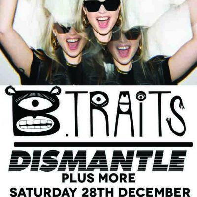B.Traits & Dismantle at The Live Rooms Chester