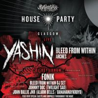Relentless House Party  at SWG3 (Studio Warehouse Glasgow)