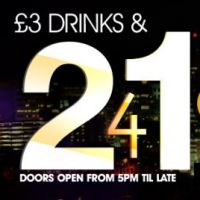 241 Drinks on Mondays at Anam at Anam Bar
