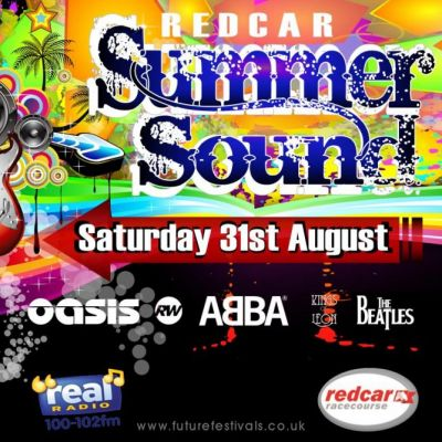 Redcar Summer Sound Music Night Tickets | Redcar Racecourse Redcar   | Sat 31st August 2013 Lineup