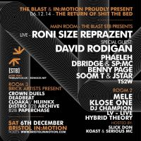 In:Motion & The Blast: Reprazent