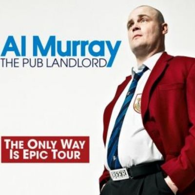 Al Murray - The Pub Landlord | The Public West Bromwich  | Tue 17th July 2012 Lineup