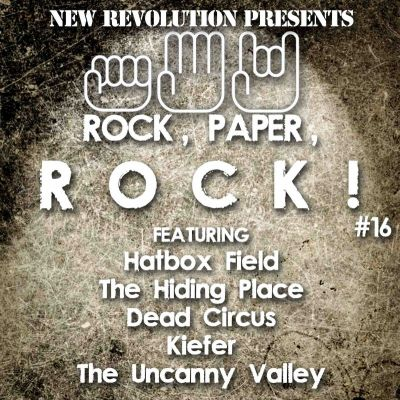 New Revolution Presents: Rock, Paper, ROCK! #16 Tickets | Retro Bar Manchester  | Wed 26th September 2012 Lineup