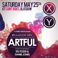 XY Glasgow w/ ARTFUL at Saint Judes