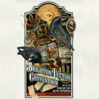 Brighton Tattoo Convention 2015