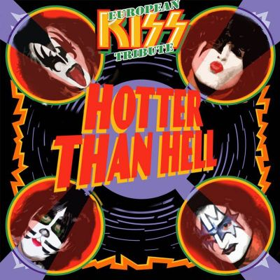 Kiss hotter than hell hotter than hell tribute to