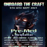 Onboard the Craft festival 2014  at Stoke Prior Sports + Country Club