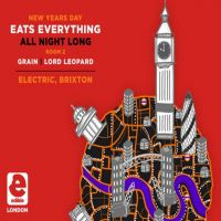 Edible Nyd: A Party by Eats Everything