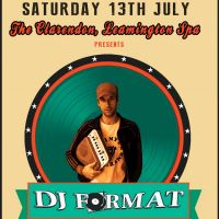 Soul Spa presents DJ Format at The Clarendon