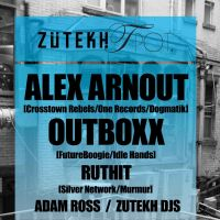 Zutekh vs Tpot - May Bank Holiday Courtyard Party at South 
