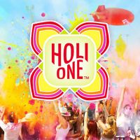 Liverpool HOLI ONE Colour Festival at Stanley  Park
