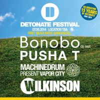 Detonate Festival at Nottingham Racecourse