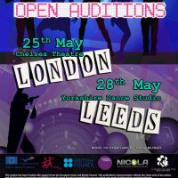 Open Audition London at Chelsea Theatre