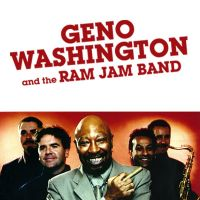 Geno Washington and the Ram Jam Band, Sandpilots and Live DJ at Evoke