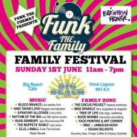 Funk The Family Festival at Big Beach Cafe