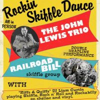 Rockin Skiffle Dance at Penarth Ex-Servicemens Club