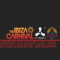 The Ibiza Carnival With Cream , Cafe Mambo And The Sunset Terraza