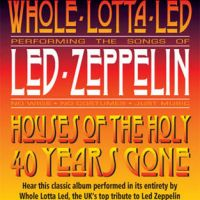 Whole Lotta Led / Led Zeppelin Concert at The Mill Art Centre