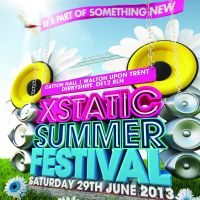 Xstatic Summer Festival 2013 at Catton Hall