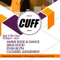 Gatecrasher Pres. Cuff Records feat. Amine Edge & Dance