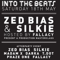 The Black Sound Series: Into The Beats w. Zed Bias &#38; Silkie ft BPM Afterparty at Contact