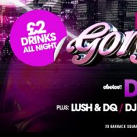 Candy Fridays | Gorgeous ft DJ Quincy (Choice FM) at Candy Club