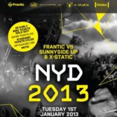 YEARS DAY 2013 Tickets | Hidden London | Tue 1st January 2013 Lineup