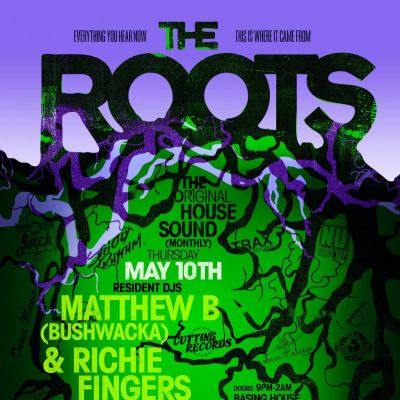 The Roots London W/ Colin Dale Tickets | Basing House London  | Thu 10th May 2012 Lineup