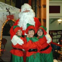 Christmas Craft and Gift Fayre, Santas Grotto at Volunteer Hall, Galashiels
